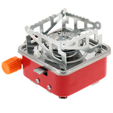 TOMSHOO Camping Stove Folding Gas Stove Furnace 2800W Portable Picnic Outdoor Stove Cooking Gas Stove Backpacking Stove Butane