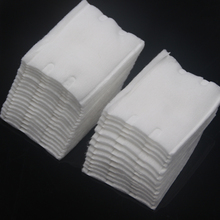 100pcs tattoo supplies microblading accesories thickening clean cotton for permanent makeup(China)