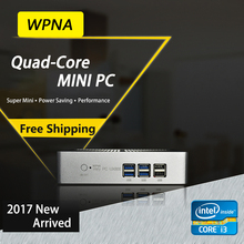 WPNA Computer Office Nettop intel n3150 i3 i5 5005U 5200U HD Graphics 5500 HDMI WIFI mini pc windows All In One(China)