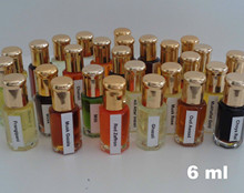 Free Shipping India's Famous Traditional Attar 6ml Concentrated Perfume Oil, Buy 2 Get 1 Free(China)