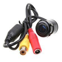2016 New Mini Drilling Waterproof CMOS Car Rear view Back Up Reverse Parking Camera