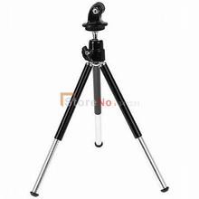 NEW  2 in 1 Extendable Table Tripod Stand + Tripod mount adapter for GoPro Camera Hero 1 2 3 HD Adapter Accessories Mount