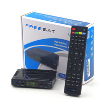 Set Top Box Freesat V7 HD FTA  DVB-S2 Satellite TV Receiver Support  powervu,Cccam, youporn with USB wifi dongle in Package