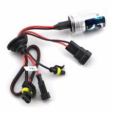 2PCS AC 12V 35W 9005 Globes Bulb For Headlight Xenon HID Conversion Lamp 3000K 4300K 5000K 6000K 8000K 10000K 12000K(China)