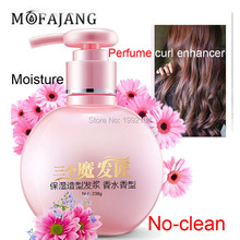 MOFAJANG Baby egg elastin Perfume Curl Enhancer Hair Care modelling moisturizing water Styling Tools hair styling products