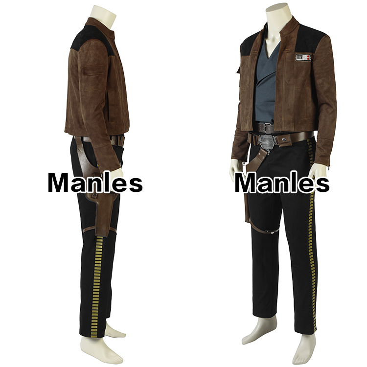 Solo A Star Wars Story Han Solo (4)