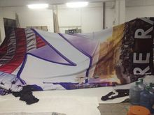 Double Sided Fabric Printing Banner/Dye Sublimation Banner