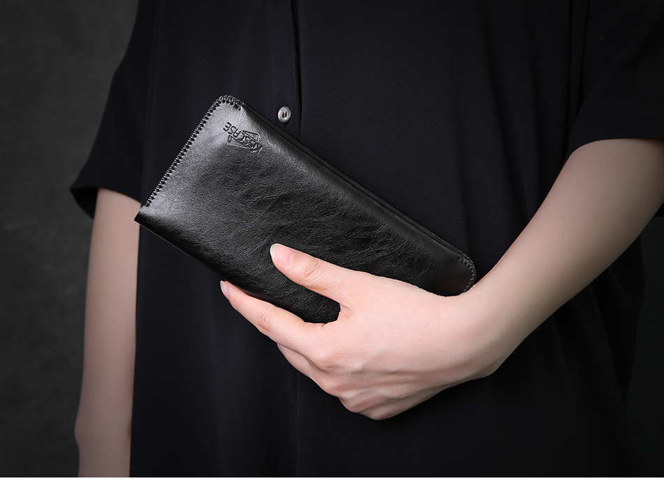 pu leather card holder holster (8)