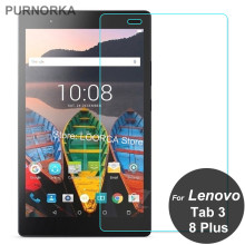 Buy Lenovo Tab3 8 Plus Tempered Glass 9H Front Screen Protector Lenovo Tab 3 P8 TB-8703F TB-8703X TB-8703N Protective Film for $6.30 in AliExpress store