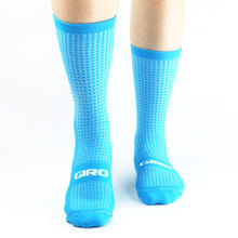 MTB Road Bike Bicycle Cycling Socks For Men Outdoor Sports Bike Warm High Socks WZ004(China)