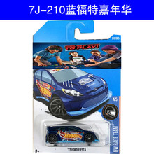 New Arrival 2017 Hot Wheels FORD FILSA Metal Diecast Cars Collection Kids Toys Vehicle For Children