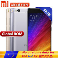 "Original Xiaomi Mi 5S 4GB RAM 32GB ROM Smartphone Snapdragon 821 Quad Core 5.15""Inch Mobile Phone Ultrasonic Fingerprint ID"