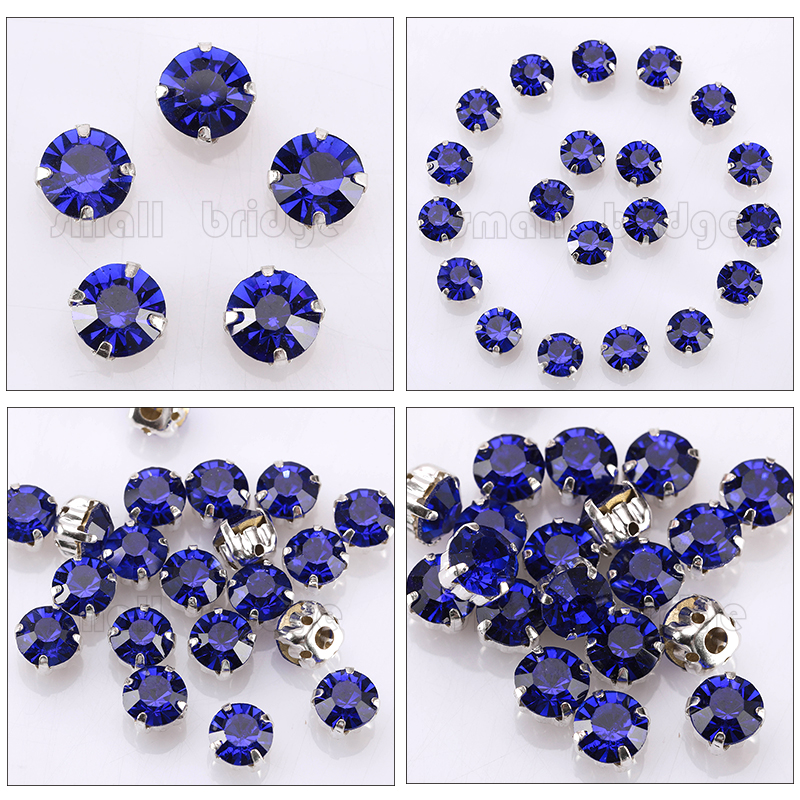 Glass Stone For Clothing (18)