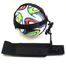 Adjustable Solo Soccer Trainer Belt Soccer Juggle Bags Soccer Football Training Equipment Kick Practice Assistance Equipment(China)