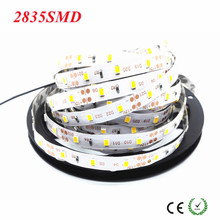 5M 300 LED Strip light 2835 SMD More Brighter 3528 3014 Lower Price than 5050 5630 SMD RGB Led Stripe String Tape DC 12V(China)