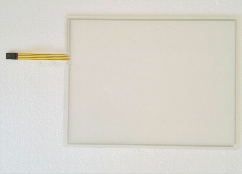 New original offer 10.4 Compatible 4 Wire Resistive touch screen panel AMT9541<br>