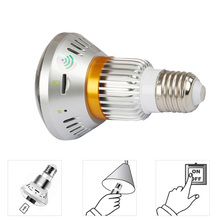 BC-881H 960P 1.3MP HD 3.6mm Lens P2P WiFi/AP IP Network Bulb Camera 940nm IR LED Light Night Vision and Motion Detection