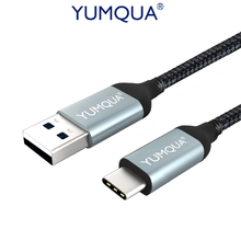 YUMQUA Cable Brand Data for HUAWEI P8 P9 P10Plus Micro USB Cable Fast Charger Data Cable for LG(lg) g5 g6 Sync Mac Book Cable