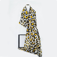 2017 New Twill Cotton Scarf For Women Long Scarves Pashmina Leopard Print Shawls and Scarves Ladies Autumn Scarf Brand 180*90 cm