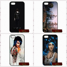 Max Caufield Life is Strange Cover case for iphone 4 4s 5 5s 5c 6 6s plus samsung galaxy S3 S4 mini S5 S6 Note 2 3 4   F0355