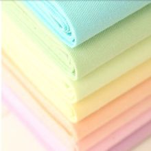 Candy cotton prints slanting stripe macaron solid color bedding cotton 100% cotton cloth clothes handmade diy fabric(China)