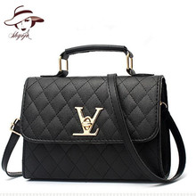 Buy 2017 Solid Color Mini Bags Handbags Women Famous Brands Messenger Bag PU Leather Shoulder Tote Bolsas Ladies Crossbody Purse for $10.62 in AliExpress store