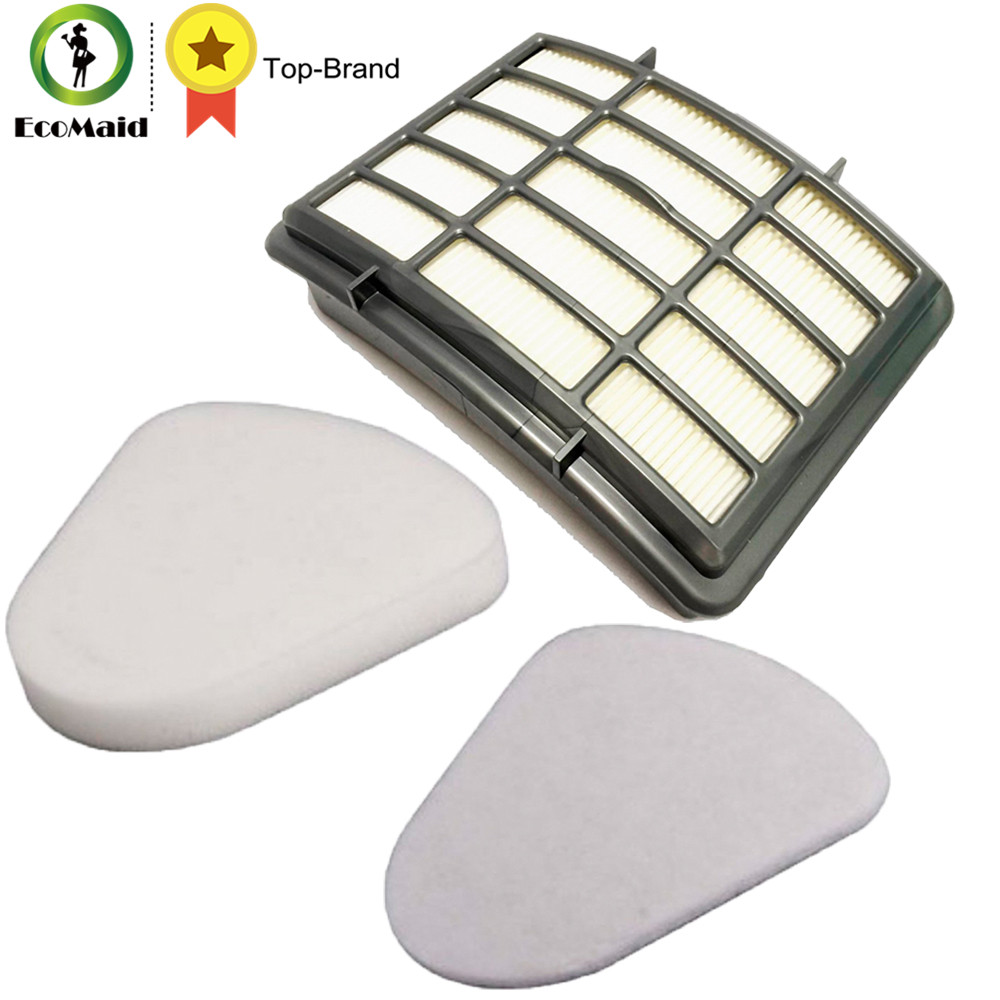 1 Foam+Felt+1 Filter For Shark Navigator Lift Away Filter NV350 sets Fits NV351 NV352 NV355 NV356 NV357 Shark Part XFF350(China)