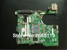 laptop motherboard for HP 646964-001 system mainboard fully tested and working well with cheap shipping