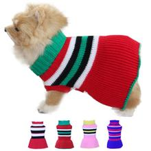 Beautiful  High-quality  Durable Pet Dog Cat Clothes Winter Warm Sweater Knitwear for Dogs Puppy Coat Apparel Dog Clothes