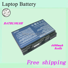 100% New 8cells For Aspire 3100 3102 5100 5102 5110 5610 5612 9100 9410 9500 9800 TravelMate 4200 4203  Laptop battery For ACER