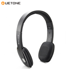 UETONE UT-H02 Wireless Sports Bluetooth Headphones Stereo Light Headset Portable Music Headphones with Mic For Mobile Phone