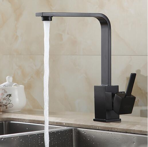Free shipping single lever ORB finished Kitchen faucet  kitchen tap mixer  sink faucet<br><br>Aliexpress