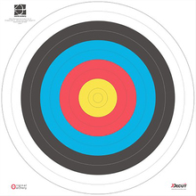 120*10 Nonwovens Archery Shooting Target Paper Fireproof and Rainproof Target Paper target Out Door Indoor Durable Target paper(China)