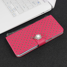 Case For Samsung Galaxy S8 S8 Plus S8Plus Diamond Cover Blingbling Luxury Woman Wallet Mobile Phone Accessories Bag Etui Coque