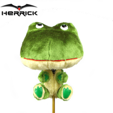 Herrick Frog Golf Club Head Cover Good Cloth Material Sewing Lovely Animal Golf Head Cover