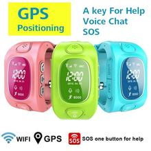 Cewaal Y3 Children GPS+LBS GSM Wifi Tracker Kids Baby Watch Bracelet Monitoring Caller Phone SOS Anti Lost Smart Watch(China)