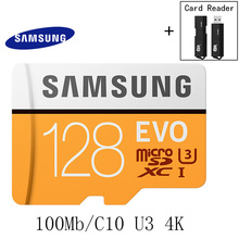 Buy SAMSUNG Memory TF Card 256GB 100Mb/s Class10 U3 4K Microsd Micro SD Card Flash Memory Card Phone SDHC SDXC Pc High Speed for $4.90 in AliExpress store