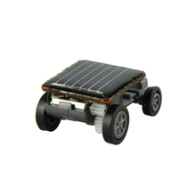 Voberry Educational Mini Solar Powered Vehicle Solar Car Educational Kit wholesale(China)