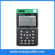 PROVA-200A Solar Module Analyzer Solar Panel Analyzer for Manufacturing & Research of Solar Panels & Module