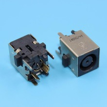 YuXi DC Power Jack Socket Connector for Dell Inspiron ONE 2205 2305 2320 vostro 3010 360 7.4x5.0mm(China)