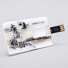 Promotion Item Souvenirs Usb Pendrive OEM Logo Print 16gb Custom Usb Flash Drive Business Name Cards Gift(We recommend 20 Pics)