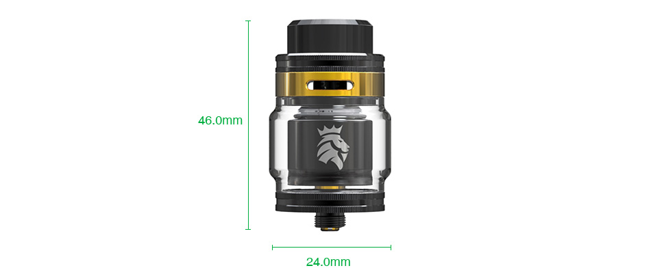 KAEES Solomon 2 RTA 5ml