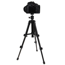 Professional Aluminum Portable 360 Degree Ball Head Camera Tripod Mount Holder For Sony Canon Nikon Camera Smart Phone Table/PC