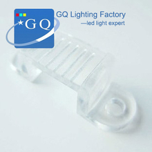 5050  attaching clamp retaining clip fixed mount 110V 220V 230v 240v Led strip string ribbon Xmas ribbon tape lighting