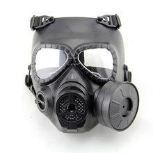 M04 Resident Evil Human Skeleton Perspire Defence Fog Bring Fans Antigas Mask Field Operations CS Halloween Outdoors Articles