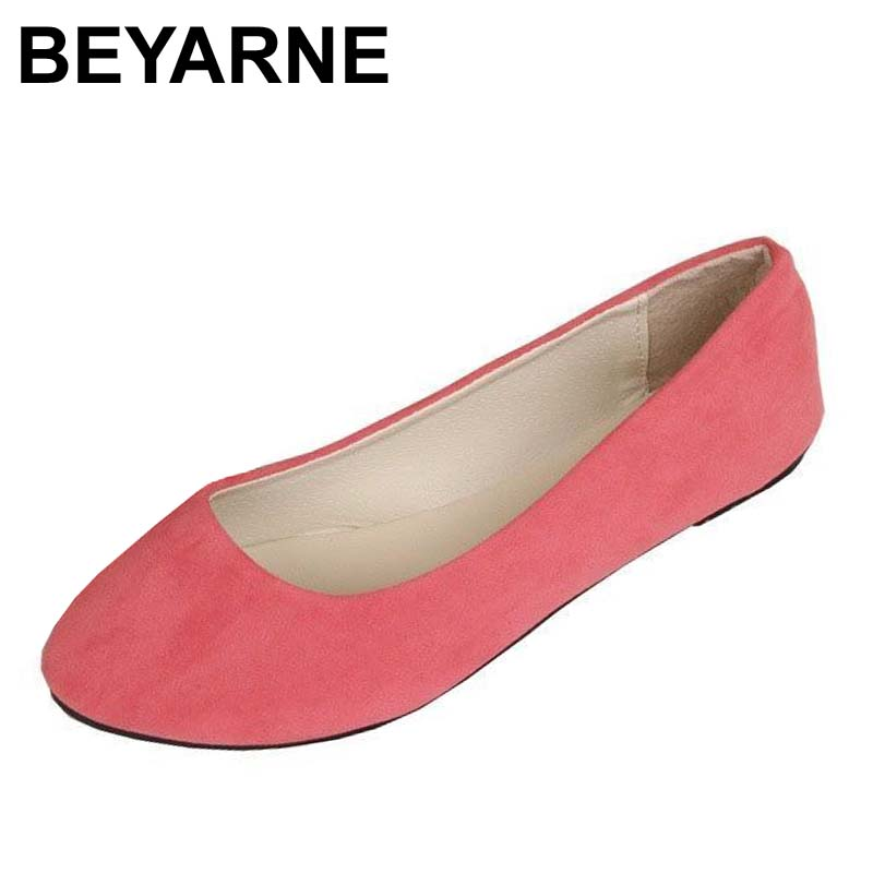2016 new Fashion women shoes solid candy color patent PU tip shoes women flats sapatilhas femininos ballet princess shoes casual<br><br>Aliexpress