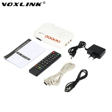 Original HDTV LCD TV Box Analog TV Tuner Box CRT Monitor Digital Computer TV Program Receiver TV Box -Power Adapter