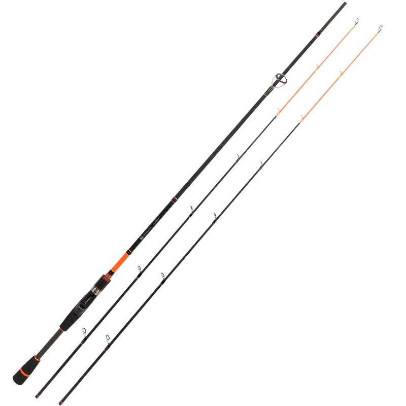 TSURINOYA JOY TOGETHER IV 702M/ML Spinning Rod/Baitcasting Rod Two Tips Rod 2.1m Fishing Lure Rod Bass Rod Culter alburnus<br>