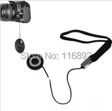wholesale new high quality 100pcs/lot lens rope Lens Cap Keeper lens cap line For All lens Cap Holder Safety(China)