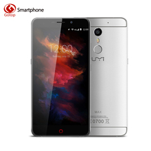 Umi Max Smartphone 5.5 Inch Android 6.0 MediaTek Helio P10 Mobile Phone 3GB RAM 16GB ROM Fingerprint Touch ID 4G LTE CellPhone